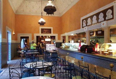 Tangerine Cafe epcot